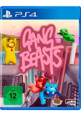 Skybound Games Spiel »Gang Beasts«, PlayStation 4 kaufen