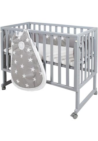 roba® Stubenbett, »safe asleep® 3 - in - 1 Little Stars«, 4 - tlg. kaufen