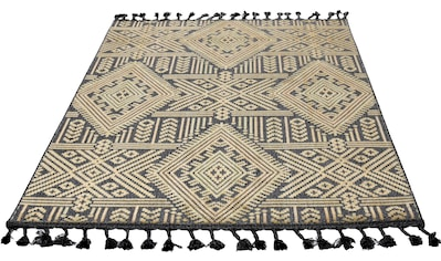 Teppich, »Retro«, Living Line, rechteckig, Höhe 3 mm, maschinell gewebt kaufen