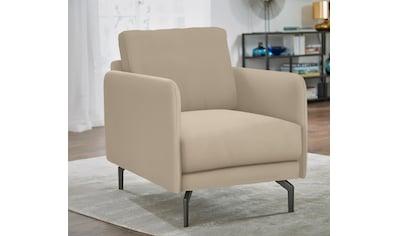 hülsta sofa Sessel »hs.450«, wahlweise in Stoff oder Leder, mit schmaler Armlehne kaufen