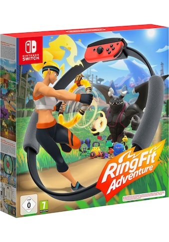 Nintendo Switch Spiel »Ring Fit Adventure«, Nintendo Switch kaufen