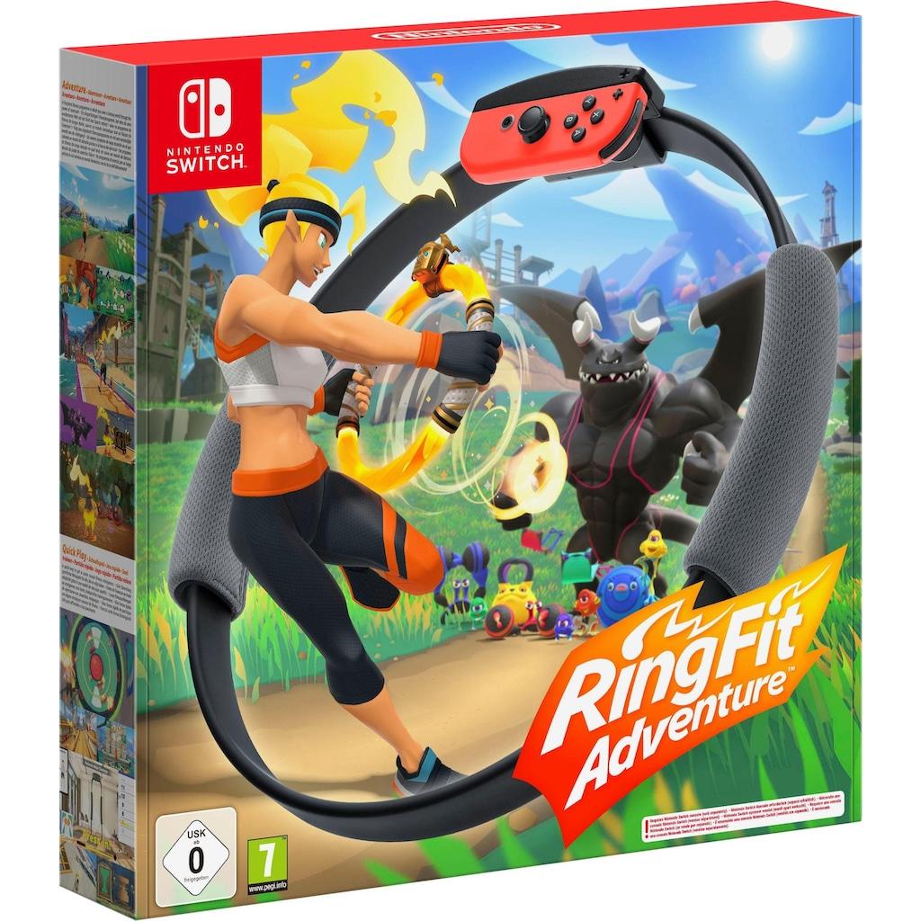 Nintendo Switch Spiel »Ring Fit Adventure«, Nintendo Switch