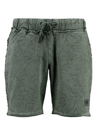 Key Largo Shorts, mit toller Musterung kaufen