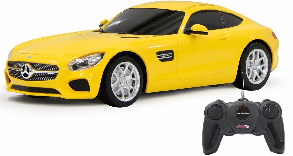 JAMARA RC Auto, »Mercedes AMG GT, 1:24, 27 MHz,...