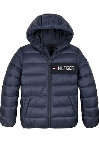 TOMMY HILFIGER Steppjacke »ESSENTIAL PADDED JACKET« kaufen
