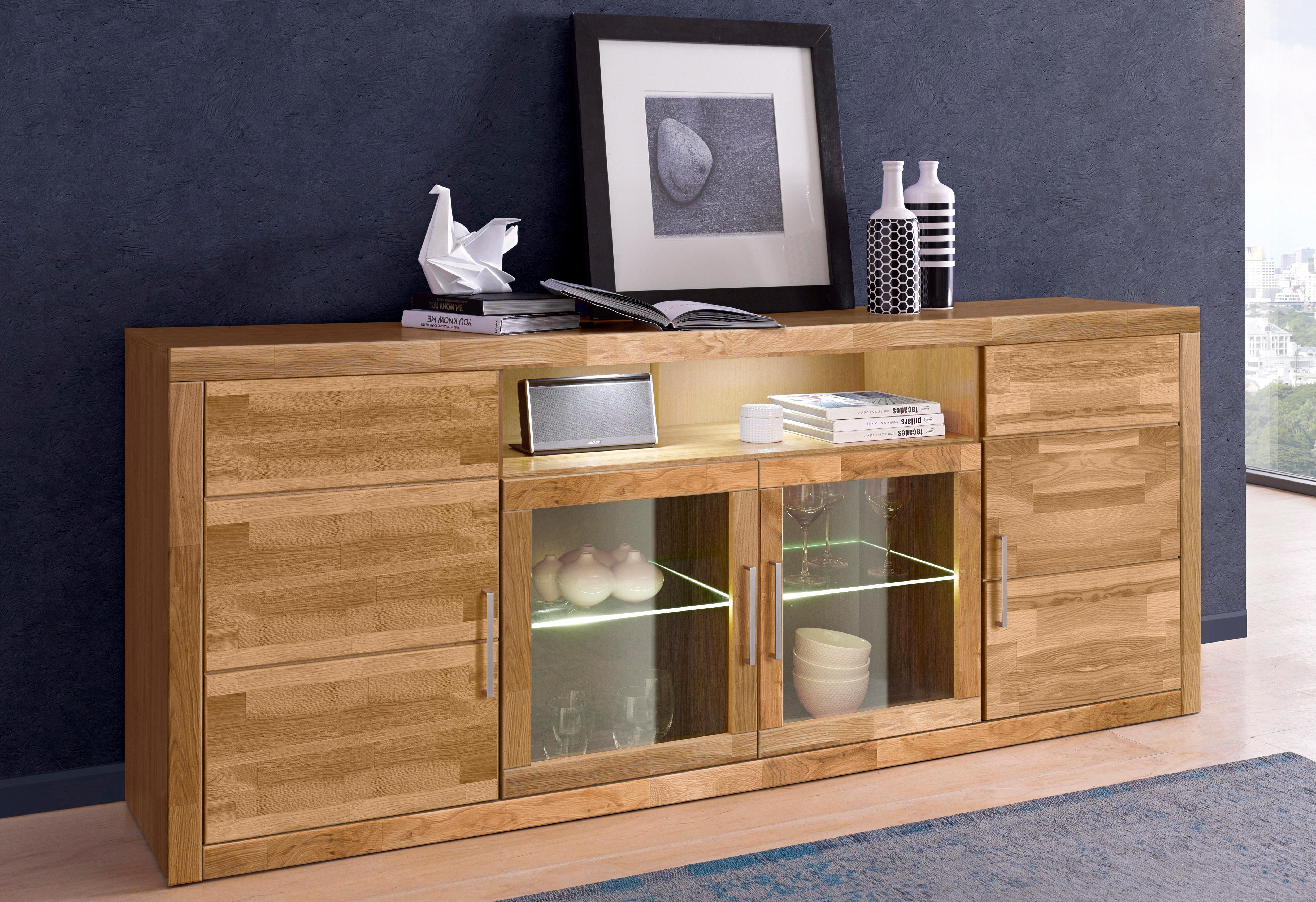 Places of Style Sideboard Breite 200 cm