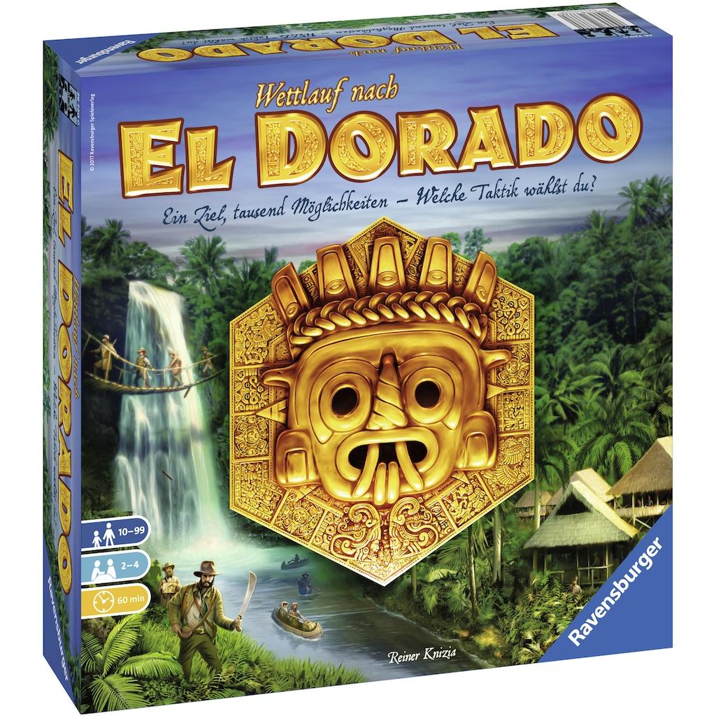 Ravensburger Spiel »Wettlauf nach El Dorado«, Made in Europe, FSC® - schützt Wald - weltweit