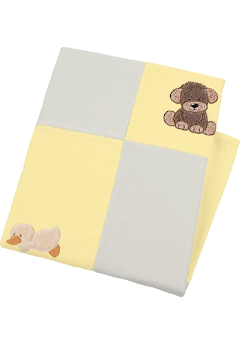 Babydecke »Hanno u. Edda«, Sterntaler® kaufen