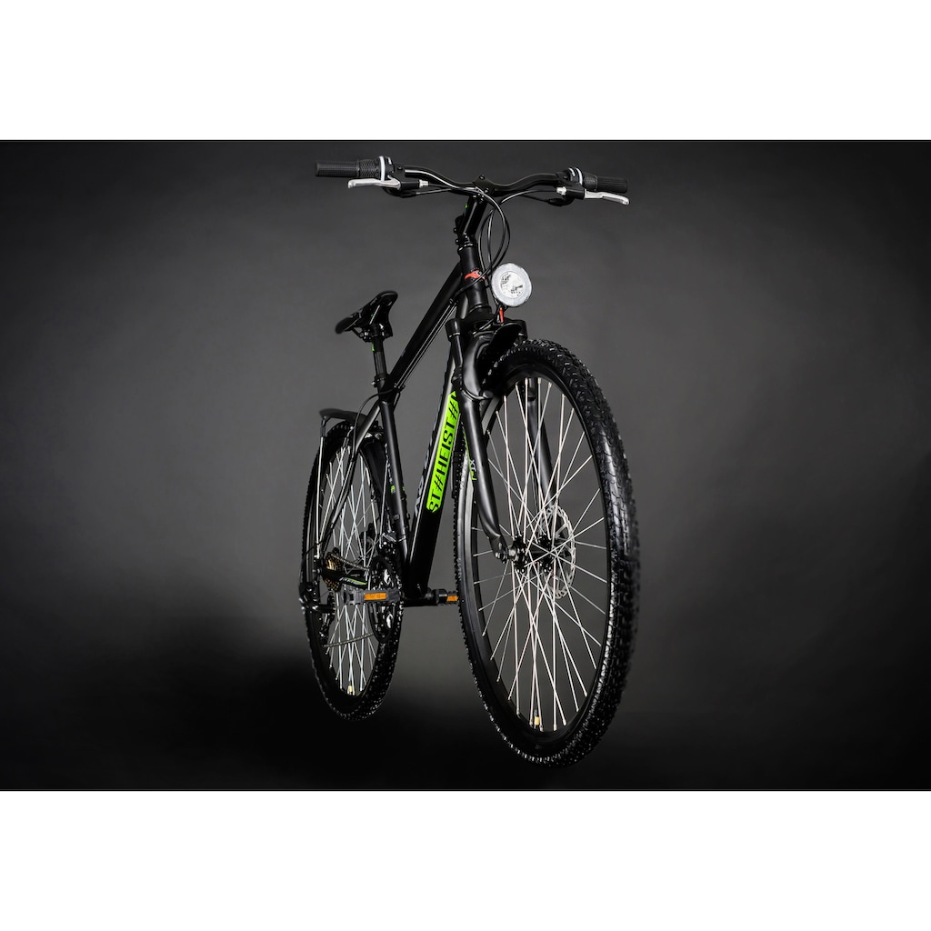 KS Cycling ATB »Heist«, 21 Gang, Shimano, Tourney Schaltwerk, Kettenschaltung