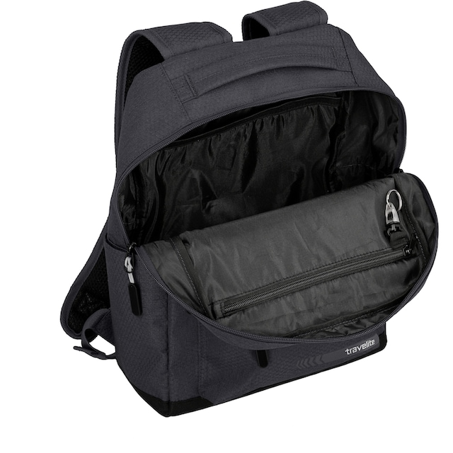 travelite Laptoprucksack »Kick Off, 40 cm«