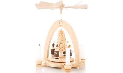 Albin Preissler Weihnachtspyramide, Made in Germany kaufen