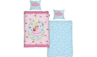 Kinderbettwäsche »Prinzessin Anneli Flower«, kaufen