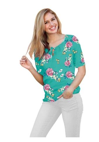 Classic Inspirationen Shirt in leichter A - Linie kaufen