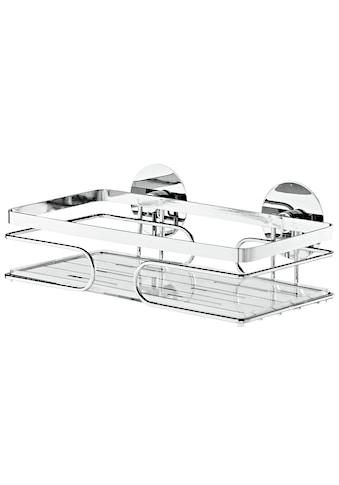 Wandablage mit transparentem herausnehmbarem Einlegeboden kaufen