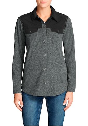 Eddie Bauer Hemdbluse, Chutes Field Fleece-Hemdjacke kaufen