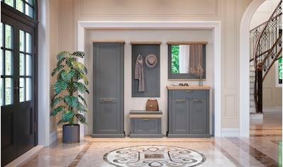 DELAVITA Garderobenschrank »Tara«, hochwertig UV lackiert, Soft-Close-Funktion kaufen