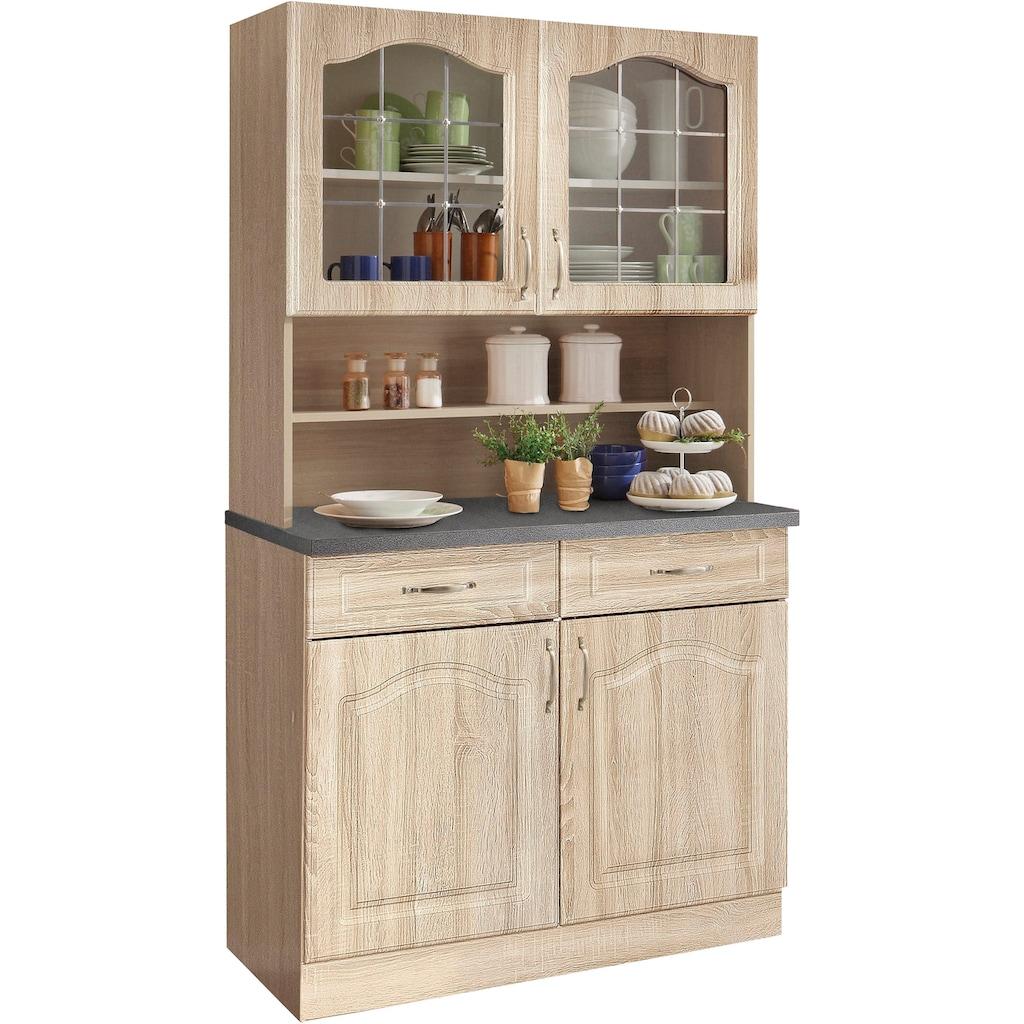 wiho Küchen Buffet »Linz«, 100 cm breit