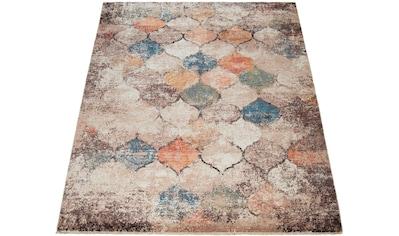 Teppich, »Eternal 431«, Paco Home, rechteckig, Höhe 15 mm, maschinell gewebt kaufen