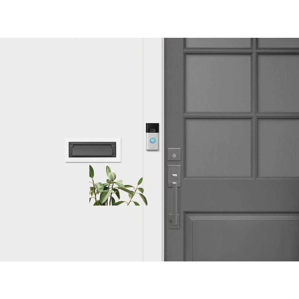 Ring Smart Home Türklingel »Video Doorbell (2. Generation)«, Außenbereich