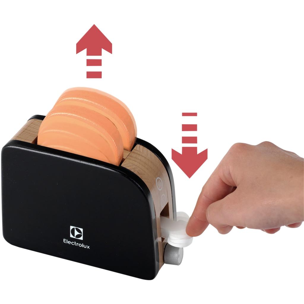 Klein Kinder-Toaster »Electrolux, Holz«, mit Toastscheiben aus Holz; FSC®-Holz aus gewissenhaft bewirtschafteten Wäldern