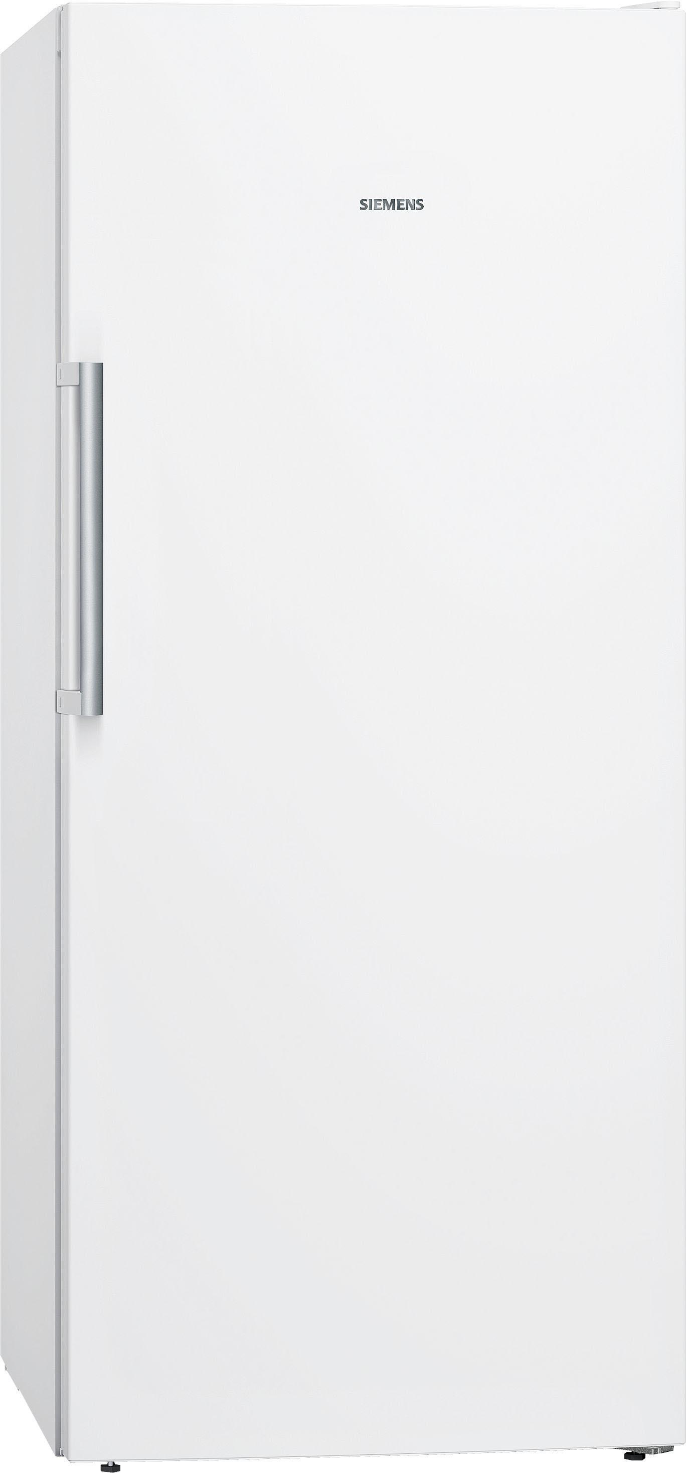 SIEMENS Gefrierschrank GS51NAWC, 161 cm hoch, 70 cm breit