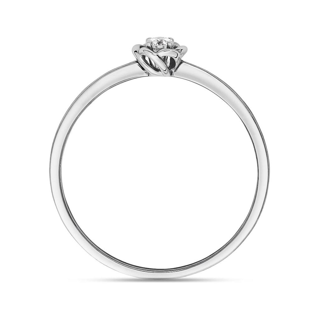 CHRIST Diamantring »32010436«