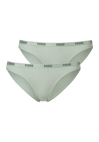 PUMA Bikinislip »Iconic Bikini« (2 Stück) kaufen