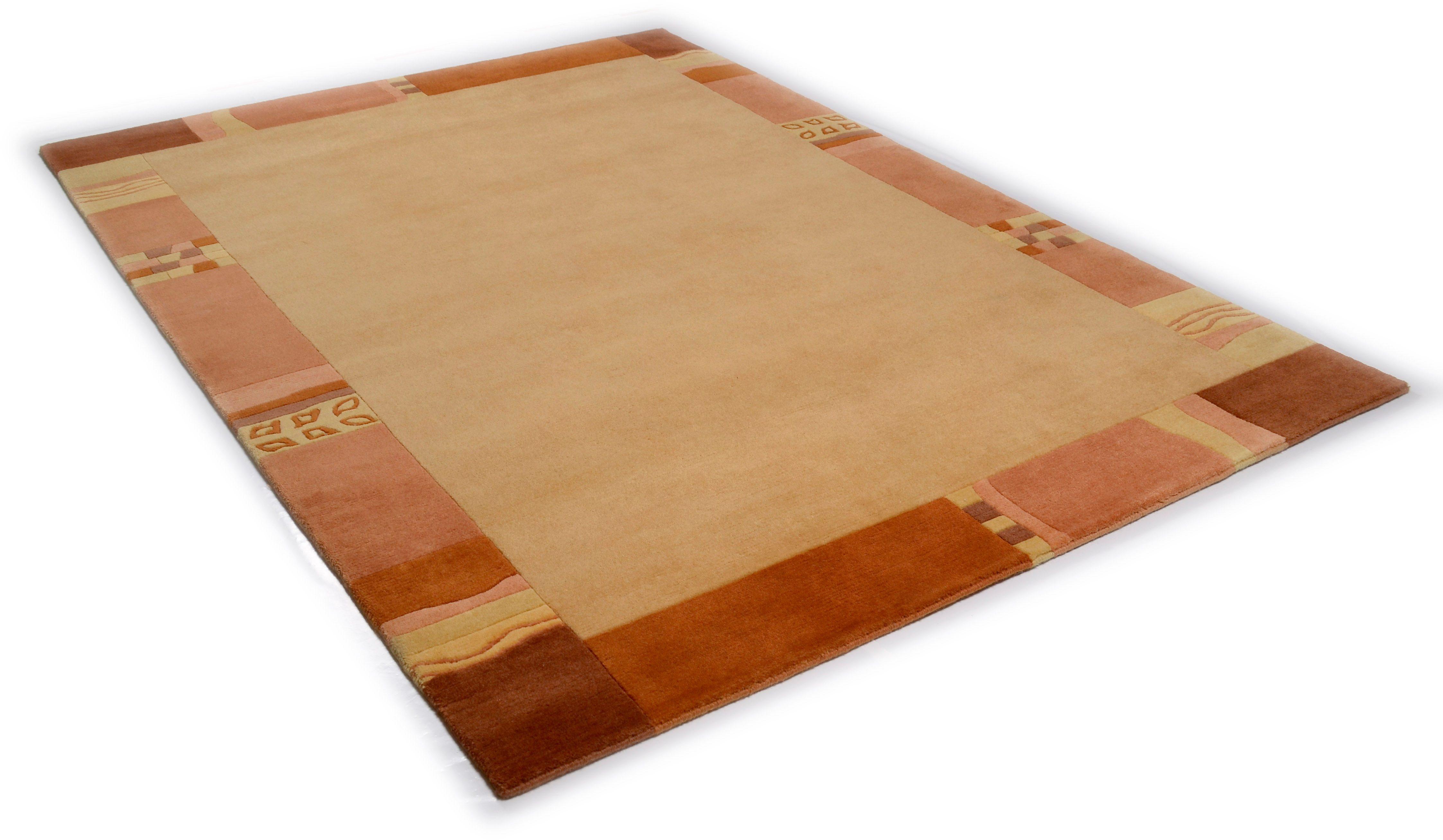 Teppich Avanti THEKO rechteckig Höhe 12 mm manuell geknüpft