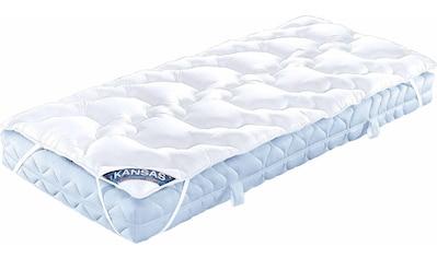 fan Schlafkomfort Exklusiv Matratzenauflage »Unterbett Kansas Antibac« kaufen