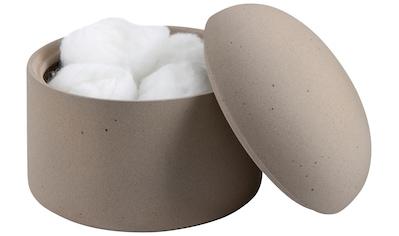 spirella Aufbewahrungsdose »Gemma«, ØxH: 10,6x9 cm kaufen