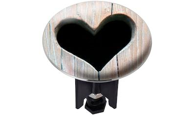 WENKO Stöpsel »Heart«, PLUGGY XL kaufen