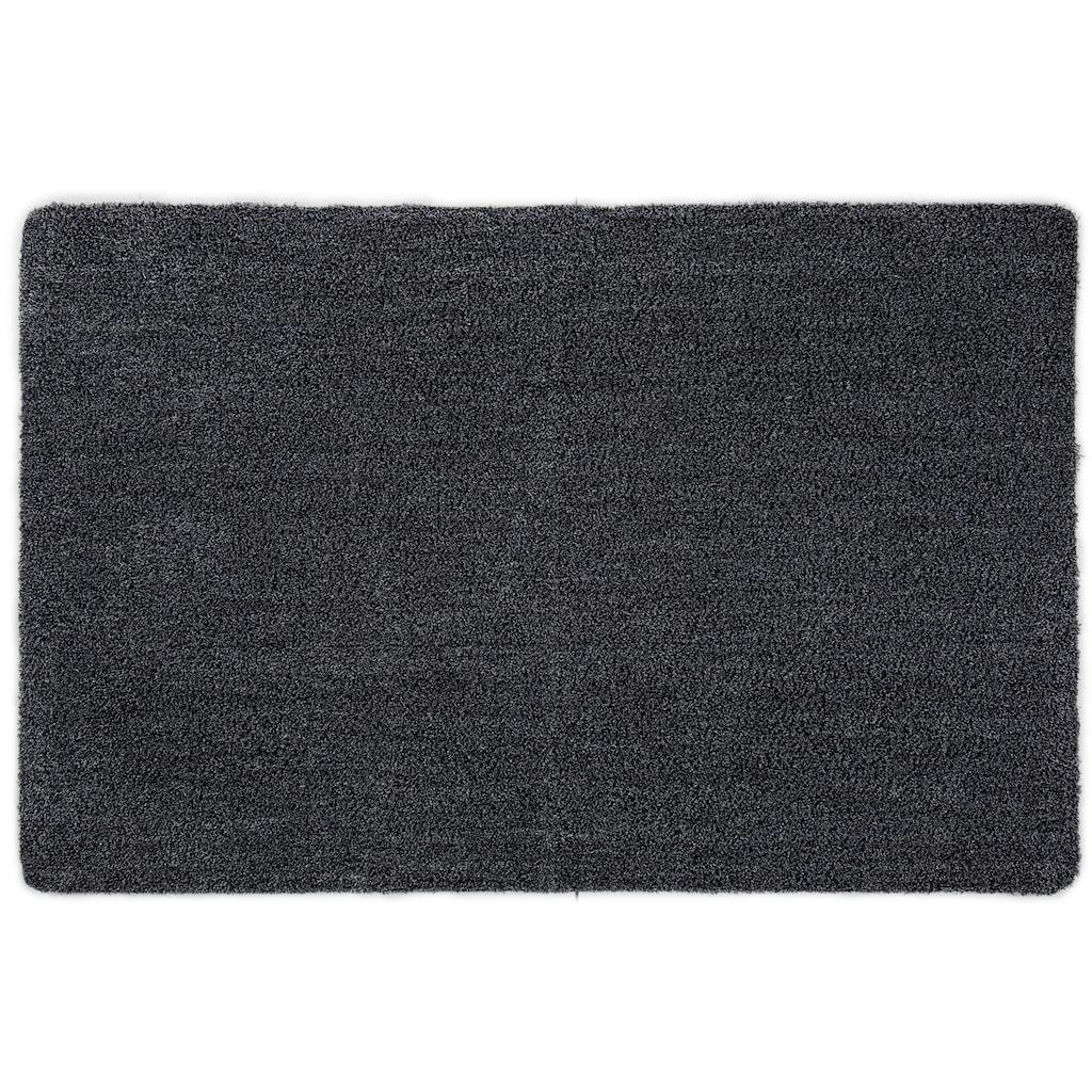 Andiamo Fußmatte »Super Cotton«, rechteckig, 10 mm Höhe, Fussabstreifer, Fussabtreter, Schmutzfangläufer, Schmutzfangmatte, Schmutzfangteppich, Schmutzmatte, Türmatte, Türvorleger, In- und Outdoor geeignet, waschbar