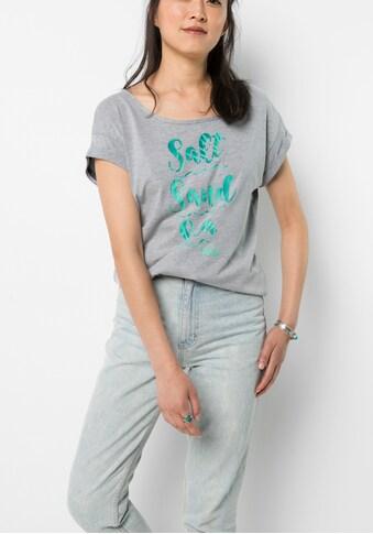 Jack Wolfskin T - Shirt »SALT SAND SEA T W« kaufen