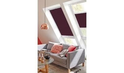 sunlines Dachfensterplissee »StartUp Style Crush«, Lichtschutz, verspannt, mit... kaufen