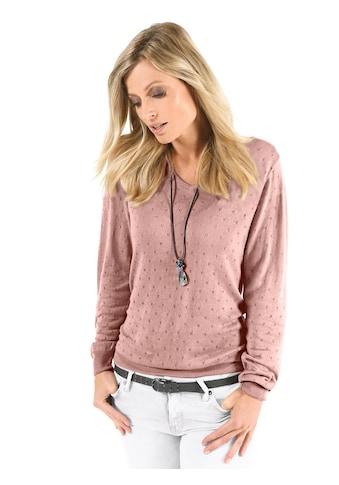 Classic Inspirationen Pullover in weichem und wunderbar geschmeidigem Feinstrick kaufen