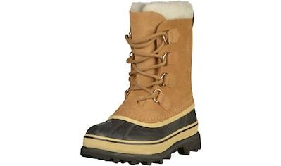 Sorel Snowboots »Lederimitat/Textil« kaufen