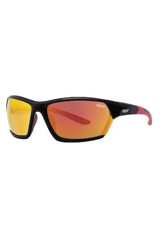 Zippo Sonnenbrille »Sport Multicoating Black/Orange« kaufen