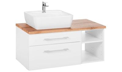 HELD MÖBEL Waschbeckenunterschrank »Davos« kaufen