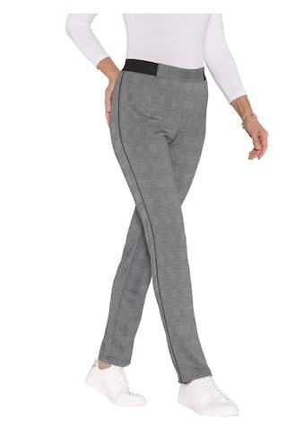 Classic Basics Hose mit Paspel an der Seitennaht kaufen