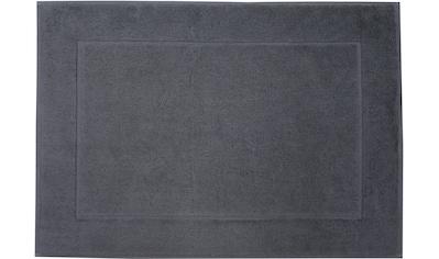 freundin Home Collection Badematte »Home«, Höhe 11 mm, beidseitig... kaufen