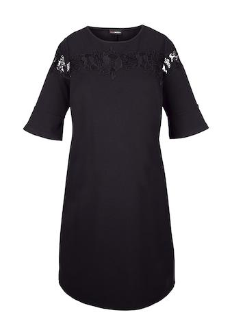 MIAMODA Kleid mit edler Spitzenapplikation kaufen