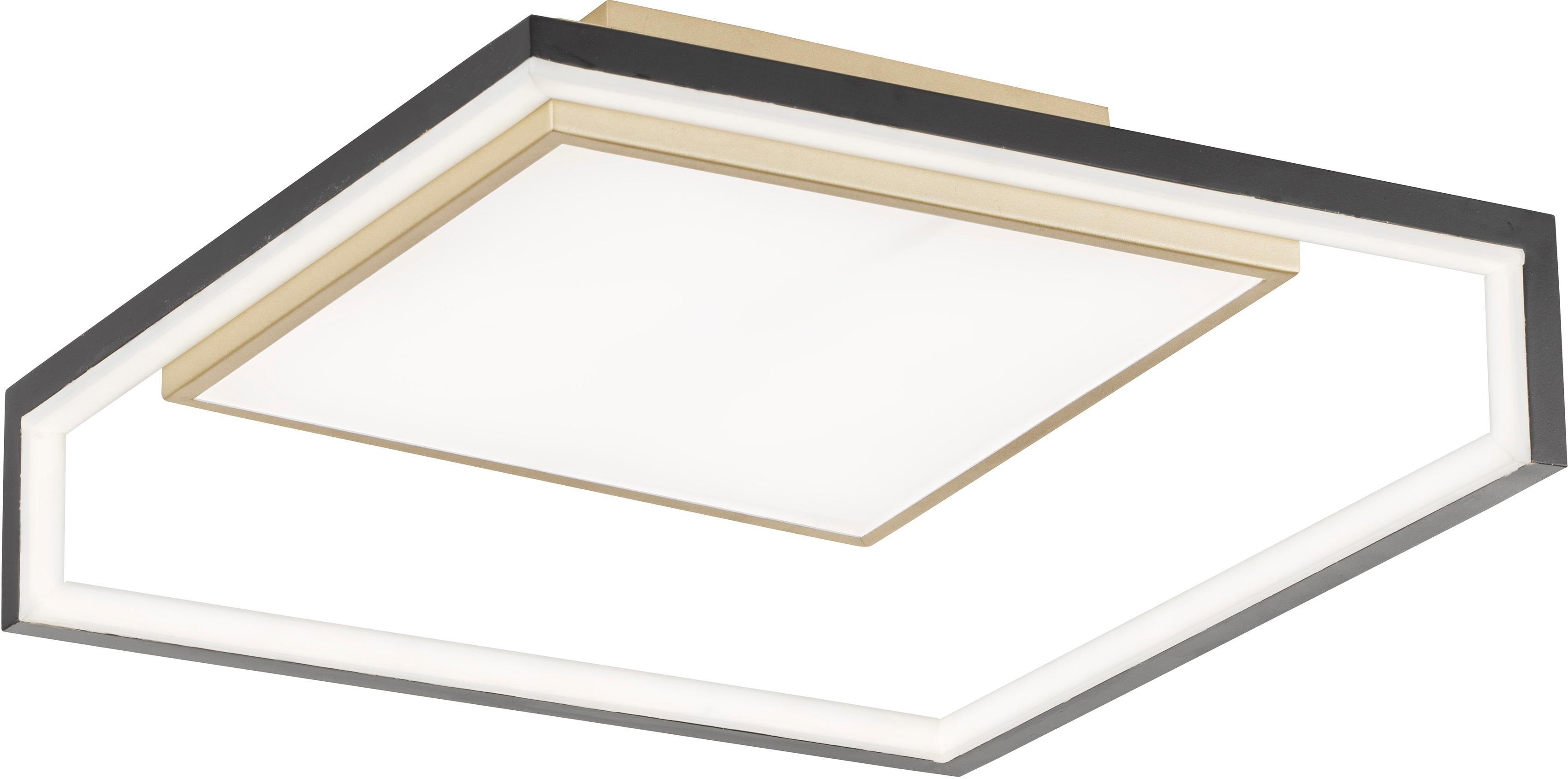 FISCHER & HONSEL LED Deckenleuchte Nala, LED-Board, 1 St., LED Deckenlampe