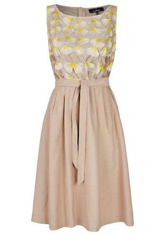 Daniel Hechter Elegantes Kleid mit floraler Spitze kaufen
