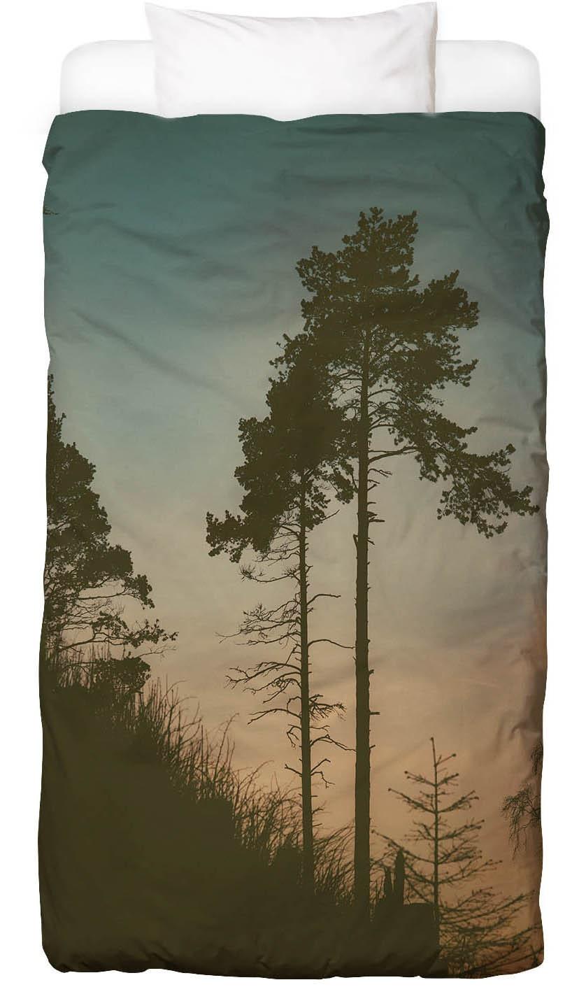 Bettwäsche The Forest II Juniqe