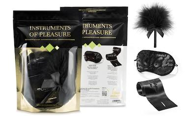 Bijoux Indiscrets Erotik-Toy-Set »Instruments of Pleasure - Green«, (4 tlg.) kaufen