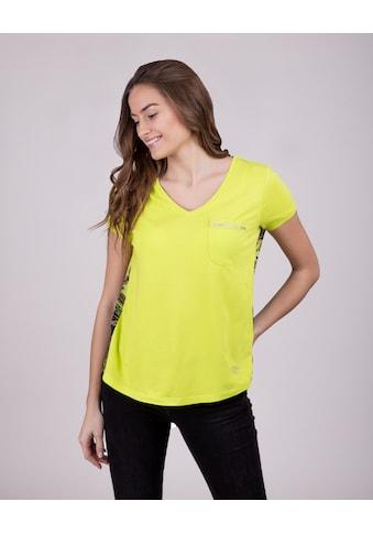 Key Largo T-Shirt, mit elegantem Print auf dem Rücken kaufen