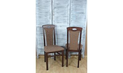 4-Fußstuhl »Kasia«, (2 Stück) kaufen