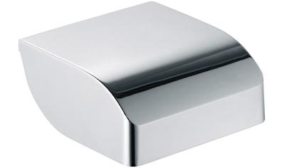 KEUCO Toilettenpapierhalter »Elegance«, mit Deckel, verchromt kaufen