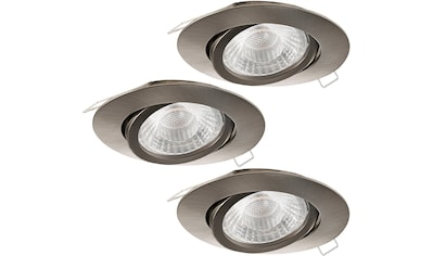 EGLO LED Einbauleuchte »TEDO1«, GU10, Warmweiß kaufen