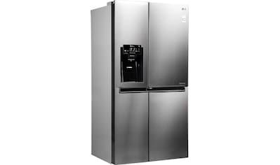 Aufbau Side By Side Kühlschrank : Side by side kühlschrank auf rechnung raten kaufen